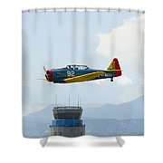 T-6g Shower Curtain