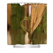 Table Decour Shower Curtain