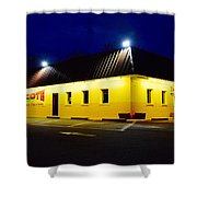 Tacote Shower Curtain