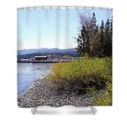 Tahoe Shower Curtain