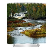 Tahquamenon Falls State Park Shower Curtain