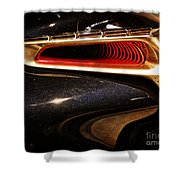 Taillight Of The Future Shower Curtain