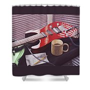 Take Ten Shower Curtain