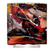 Take To Heart Shower Curtain