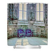 Tales Yet Untold Shower Curtain