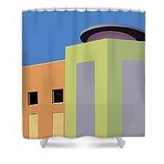 Talin Market Shower Curtain