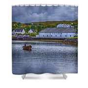 Talisker  Isle Of Skye Shower Curtain