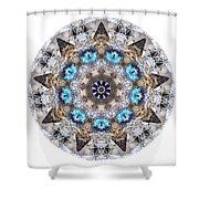 Talisman 2412 Shower Curtain