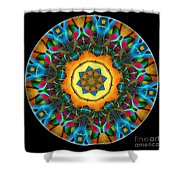 Talisman 3582 Shower Curtain