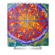 Talisman Shower Curtain