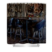 Tall Tales Shower Curtain