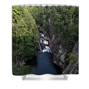 Tallulah Gorge 1 Shower Curtain