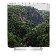 Tallulah Gorge 12 Shower Curtain