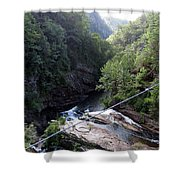 Tallulah Gorge 2 Shower Curtain