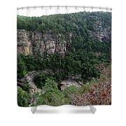 Tallulah Gorge 6 Shower Curtain