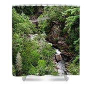 Tallulah Gorge 9 Shower Curtain