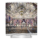 Tammany Hall, Nyc Shower Curtain