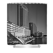 Tampa Gateway Shower Curtain