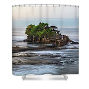 Tanah Lot - Bali Shower Curtain