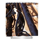 Tangled Vines Shower Curtain