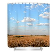 Tanner Farm 2 Shower Curtain
