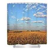 Tanner Farm Shower Curtain