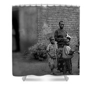 Tanzania Shower Curtain
