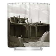 Taos 1 Shower Curtain