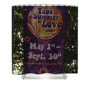 Taos Love Shower Curtain