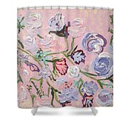 Tapestry 2 Shower Curtain