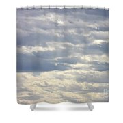 Tapestry In The Sky Shower Curtain