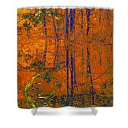 Tapestry Shower Curtain
