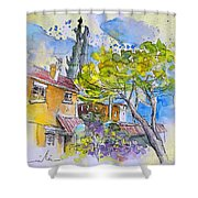 Tarbes 04 Shower Curtain