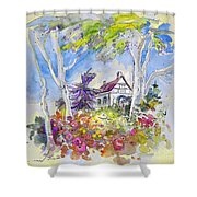 Tarbes 05 Shower Curtain