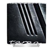 Targa Gills Shower Curtain