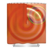 Targe Citron Shower Curtain