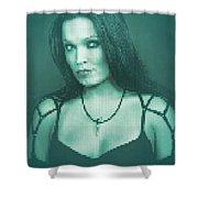 Tarja 6 Shower Curtain