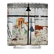 Tarpon Springs  Shower Curtain