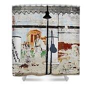 Tarpon Springs  Shower Curtain