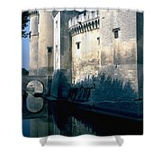 Tarragon France Shower Curtain