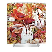 Taste Of The Glades Gp Shower Curtain