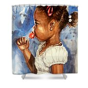 Taste Of The Sweet Life Shower Curtain