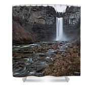 Taughannock Falls Shower Curtain
