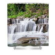 Taughannock Falls Sp 0462 Shower Curtain