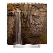 Taughannock Ten Shower Curtain