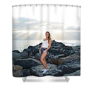 Taylor 020 Shower Curtain