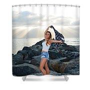 Taylor 021 Shower Curtain