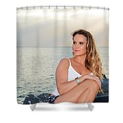 Taylor 030 Shower Curtain