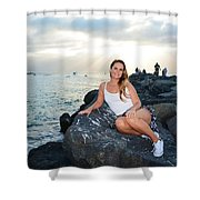 Taylor 033 Shower Curtain
