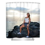 Taylor 034 Shower Curtain